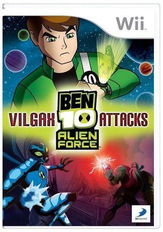 Ben 10 Alien Force: Vilga...
