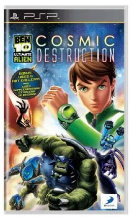Ben 10 Cosmic Destruction...