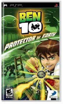 Ben 10 Protector of Earth...