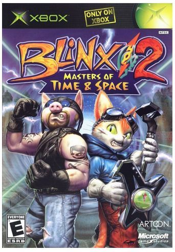 Blinx 2 Masters of Time &...