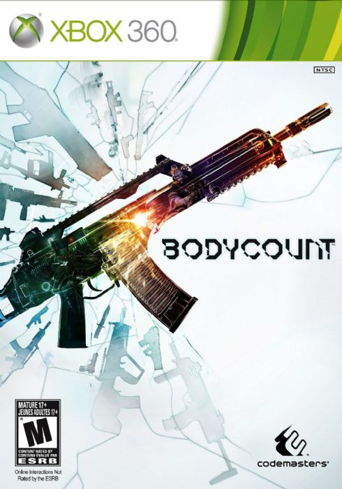 Bodycount XBOX 360 - Semi...