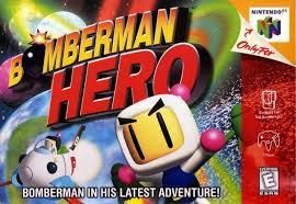 Bomberman Hero Nintendo 64 - Seminovo