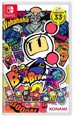 Bomberman R Nintendo Swit...
