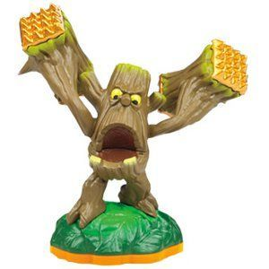 Foto Boneco Skylanders - Stump Smash - Seminovo