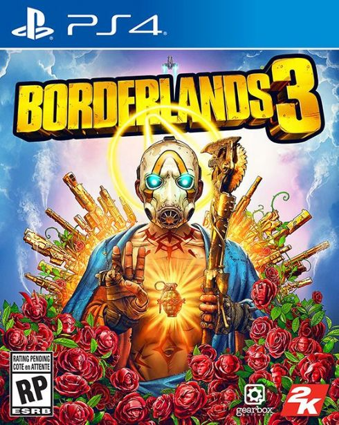 Borderlands 3 Pré-Venda (29/09/2019) PS4