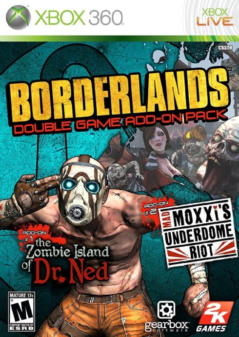 Borderlands Double Game A...