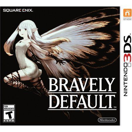 Bravely Default 3DS - Sem...