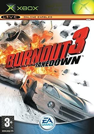 Burnout Takedown XBOX - S...