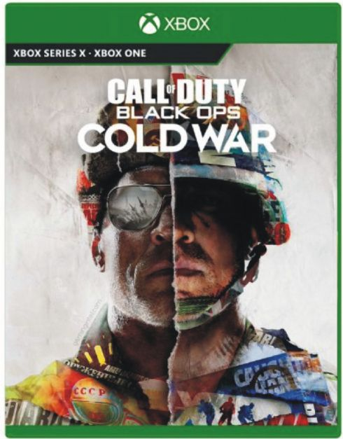 Call of Duty Black Ops Cold War XBOX Pré...