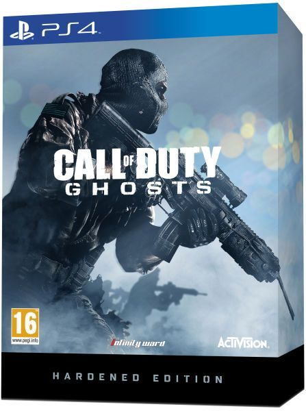 Call Of Duty Ghosts Harde...