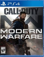 Foto Call of Duty: Modern Warfare Reboot PS4