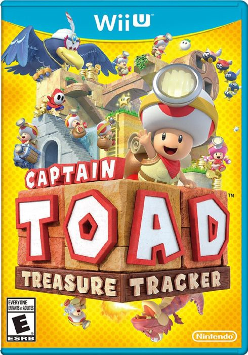 Captain Toad: Treasure Tracker (Seminovo...