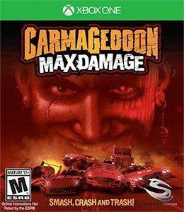 Carmageddon MaxDamage XBO...