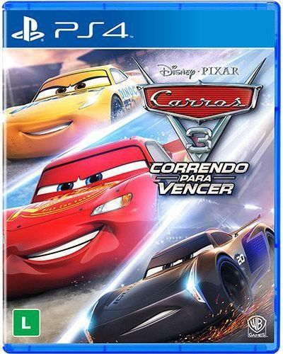 Foto Carros 3 Correr para Vencer (Seminovo) PS4