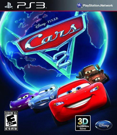 Cars 2 PS3 - Seminovo