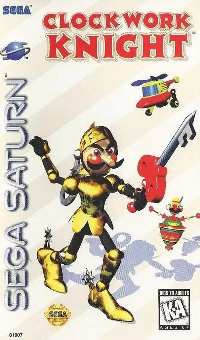 Clockwork Knight Sega Sat...