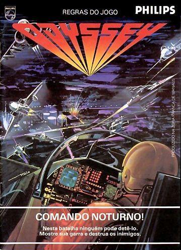 Comando Noturno Odyssey -...