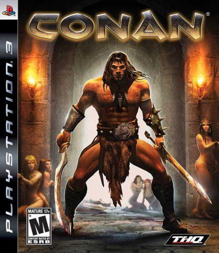Conan PS3 - Seminovo