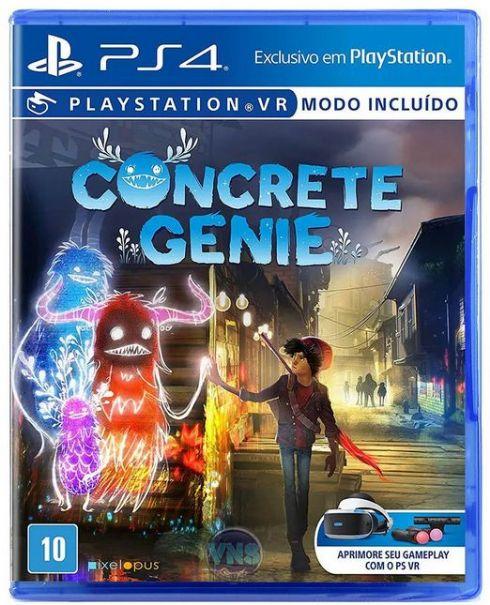 Concrete Genie PS4 - Semi...