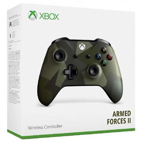 Foto Controle Microsoft XBOX ONE - Armed Forces 2