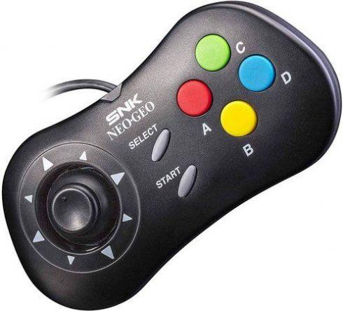 Controle Neo Geo CD - Ori...