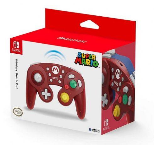 Controle Super Mario Game...