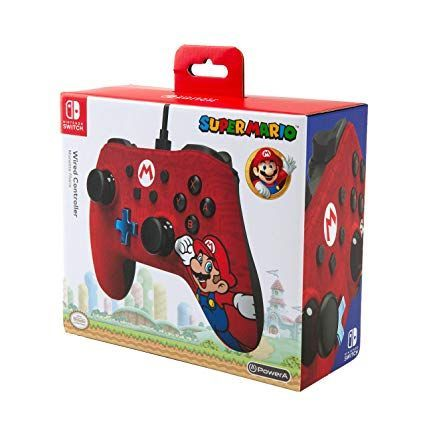 Controle Wired Powera Nintendo Switch Ed...