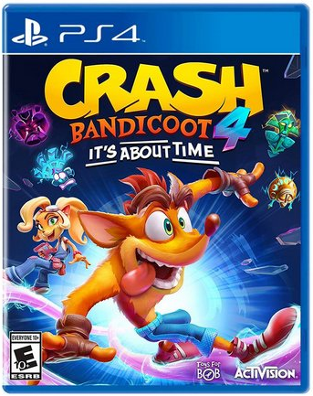 Crash Bandicoot 4: It's A...