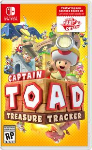 Captain Toad Treasure Tra...