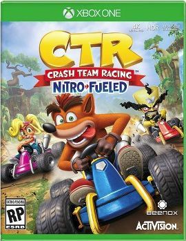 Foto Crash Team Racing Nitro Fueled XBOX ONE