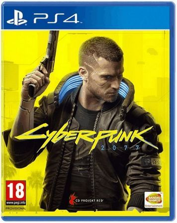 Cyberpunk 2077 PS4 - Semi...
