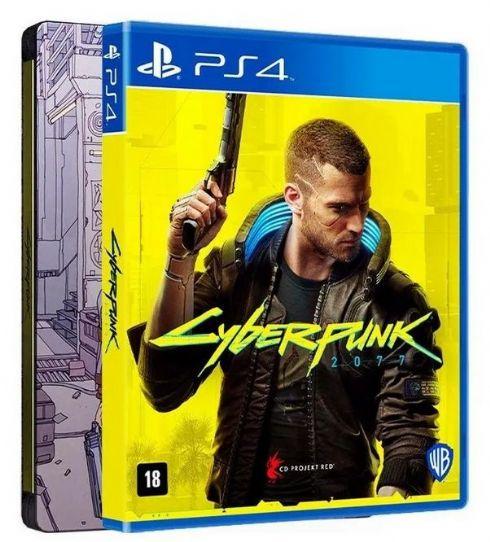 Cyberpunk 2077 Steelbook...