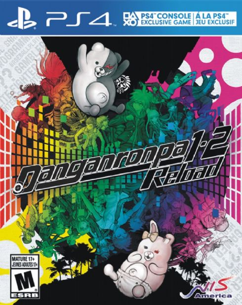 Danganronpa 1-2 Reload PS...