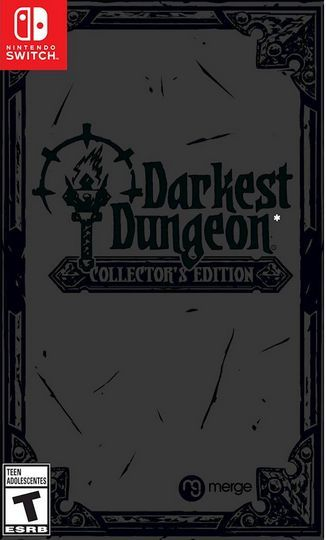 Foto Darkest Dungeon Collectors Edition Nintendo Switch - Seminovo