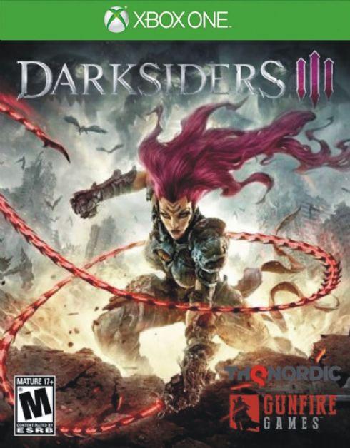 Darksiders III Pré-Venda...