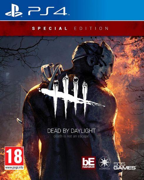 Dead By Daylight Edição E...