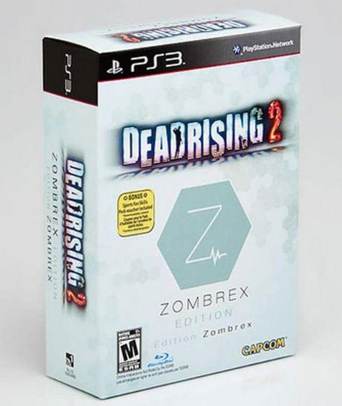 Dead Rising 2 Zombrex Edi...