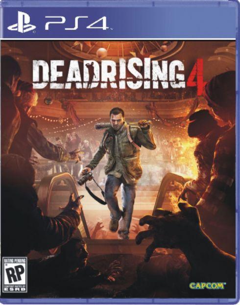 Dead Rising 4 PS4 - Semin...