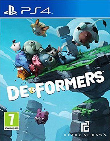 Deformers PS4