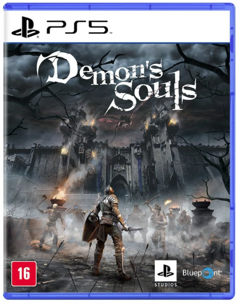 Foto Demon's Souls PS5