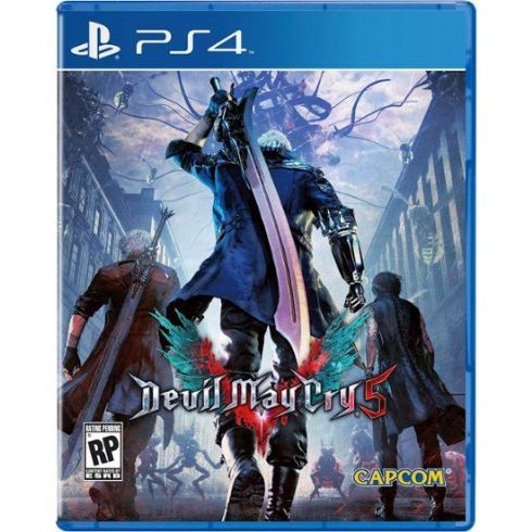 Devil May Cry 5 Pré-Venda...