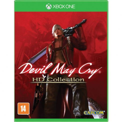 Devil May Cry HD Collecti...