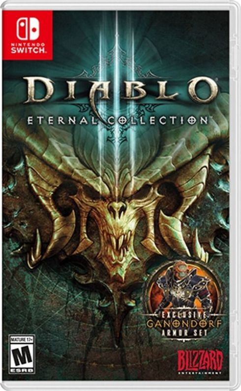 Foto Diablo III Eternal Collection Nintendo Switch