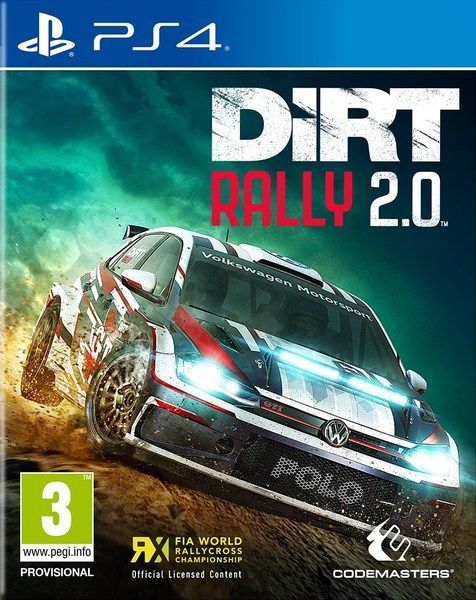 Dirt Rally 2.0 Day One Ed...