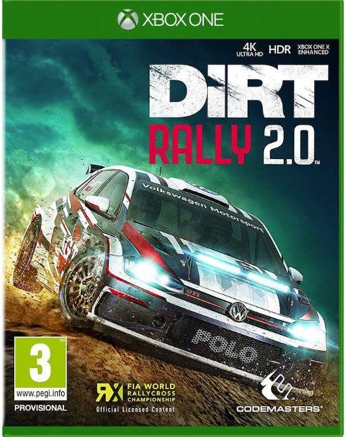 Foto Dirt Rally 2.0 Day One Edition Pré-Venda (10/03/2019) XBOX ONE