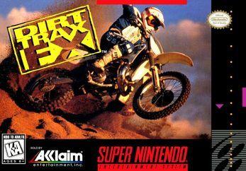 Dirt Trax Super Nintendo...