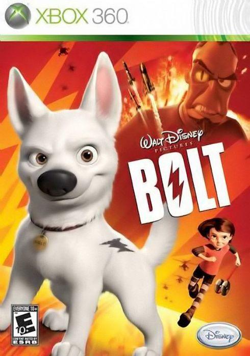 Disney Bolt XBOX 360 - Se...