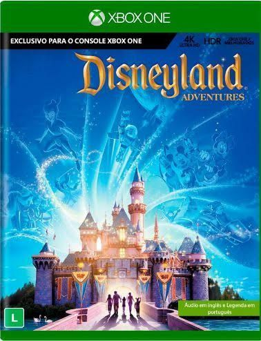Foto Disneyland Adventures (Seminovo) XBOX ONE