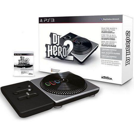 DJ Hero 2 with Turn Table...