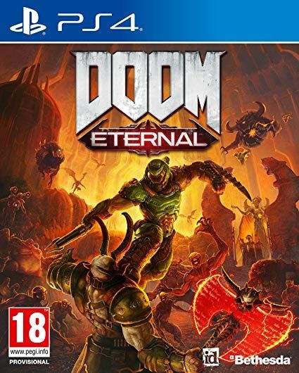 Doom Eternal Pré-Venda (2...